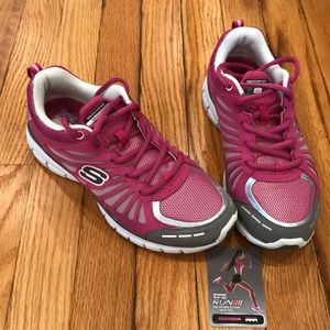 Sketchers Tone-Ups Run Shoes - Worn Once